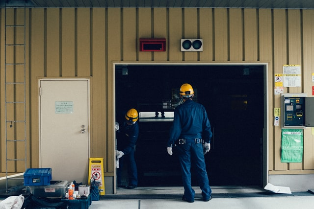 Garage Door Repair Company in Scottsdale